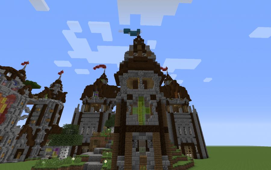 Castle Gate Creation 11467
