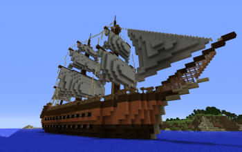 Minecraft Boats creations - 4 on small boats mod minecraft, small minecraft village, small minecraft ship plans, small minecraft yacht tutorial,