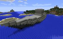 Rocket frigate