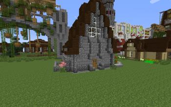 middle mansion