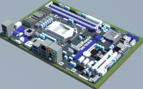 Intel H67DE3 (ASRock)