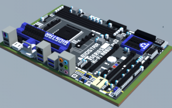 AMD A88W 3D Hi-FI (BIOSTAR)