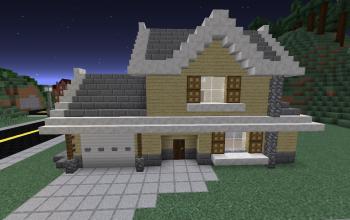 Suburban House #1