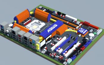 Intel P5E3 PREMIUM/WIFI-AP @n Edition (ASUS)