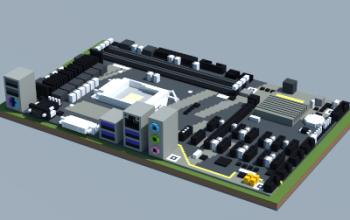 Intel B250-FinTech (Gigabyte)