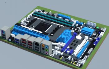 AMD M5A99X EVO R2.0 (ASUS)