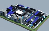 AMD FM2-A85XA-G65 (MSI) (Reduxed)