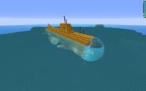 Dome Helm Nuclear Submarine
