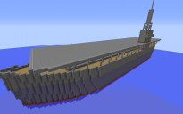 Simply aircraft carrier