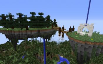 minecraft island city map download
