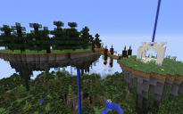 Simply floating islands