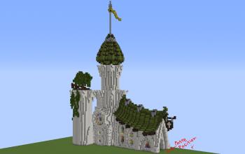 Magic church