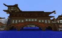 Classic Chinese bridge