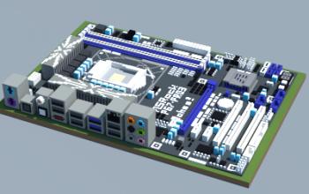 Intel P67-Pro3 (ASRock)