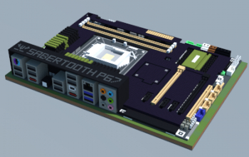 Intel P67 SABERTOOTH (ASUS TUF Series)