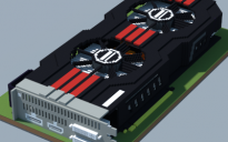NVIDIA GeForce GTX 680 DirectCU II TOP (ASUS) (Remixed)