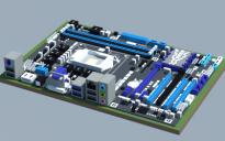 Intel P8Z77-V LX (ASUS)