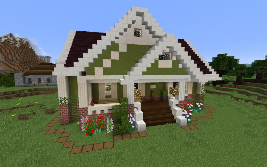 Neighborhood House (Furnished)