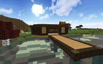 Moderately Sized Dock