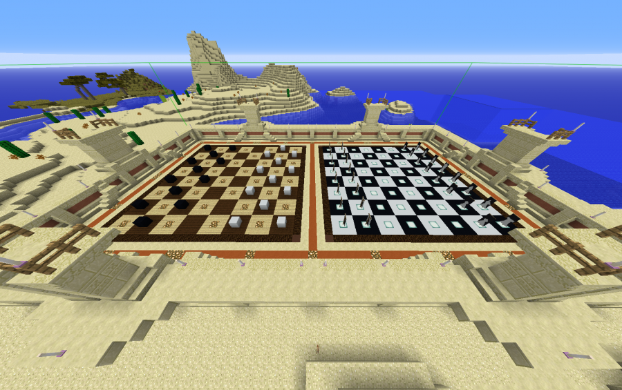 Chess and Checkers Arena, creation #11649