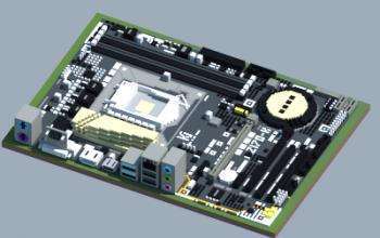 Intel Z170-K (ASUS)