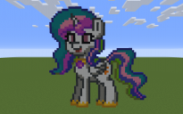 Princess Celestia Pixel Art