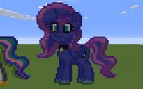 Princess Luna Pixel Art
