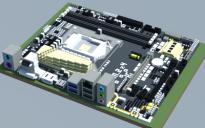 Intel H170M-PLUS (ASUS)