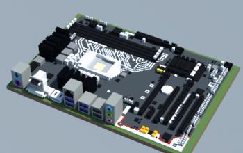 Intel H110 PC MATE (MSI)