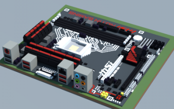 Intel B150M-NIGHT ELF (MSI)