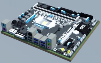 Intel B150M-BAZOOKA (MSI)