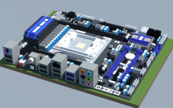 Intel X79MA-GD45 (MSI)