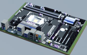 Intel H87-D3H (Gigabyte)