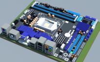 Intel P7H55-M PRO (ASUS)