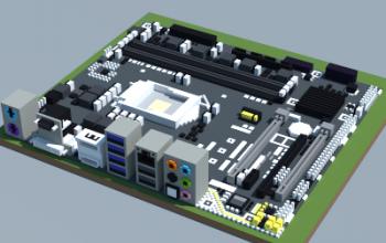 Intel Q170M-D3H-GSM (Gigabyte)