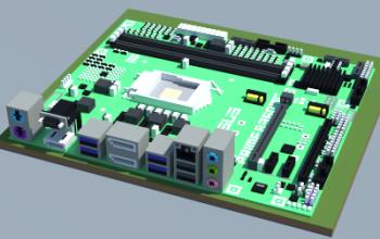Intel B360M-C PRIME (ASUS)