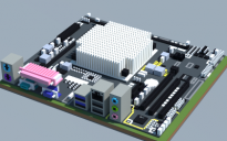 Intel J3160MP (BIOSTAR)