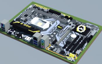 Intel H310-PLUS GAMING (ASUS TUF Series)