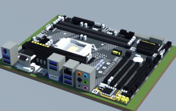 Intel Z270M-D3H (Gigabyte)