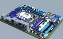 Intel P7P55D-DELUXE (ASUS)