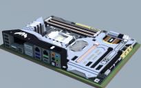 Intel Z170 SABERTOOTH MARK I (ASUS TUF Series)