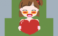 """Happy Mother's Day!"" Pixel Art"