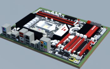 Intel P55 MAXIMUS III EXTREME (ASUS ROG Series)