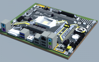Intel H310M-PLUS GAMING (ASUS TUF Series)