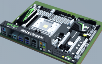 Intel X99A WORKSTATION (MSI)