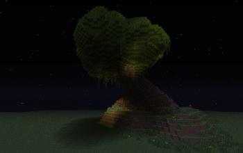 Fantasy Huge Tree