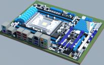 Intel P9X79-LE (ASUS)