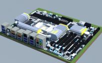Intel Z68X-UD7-B3 (Gigabyte)