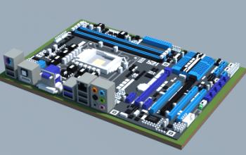 Intel P8Z68-V LX (ASUS)