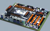 Intel Z77X-UP7 (Gigabyte)